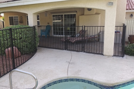fence company north las vegas